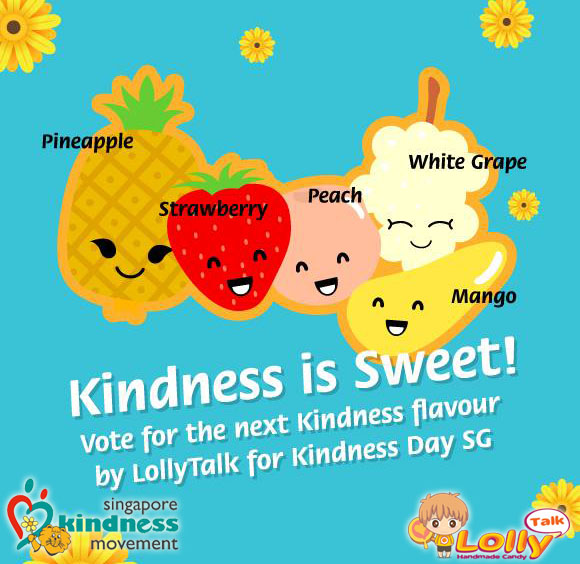 Polling by Singapore Kindness Movement...